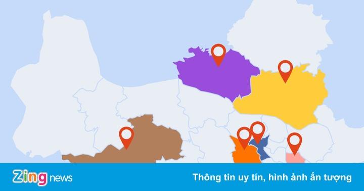 20 ca mắc Covid-19 ở Hà Nội lây nhiễm như thế nào?