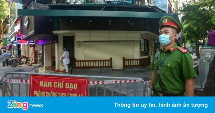 Dịch Covid-19 tại Hà Nội sau 25 ngày bùng phát trở lại