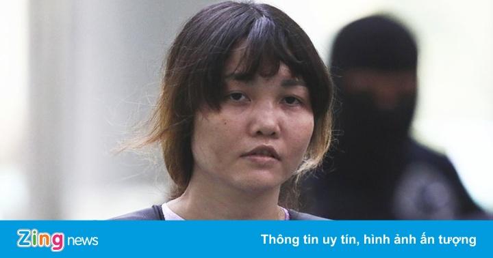 Đoàn Thị Hương: Số phận nào cho ngày tuyên án?