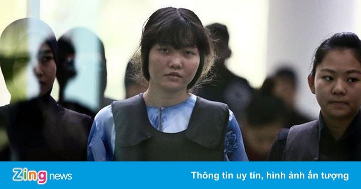 550 ngày cầm tù và nước mắt Đoàn Thị Hương