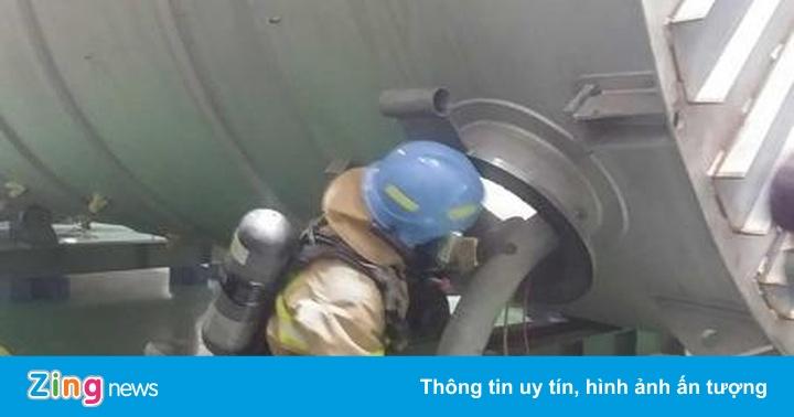 Nổ nhà máy Hàn Quốc: Tổ chức lễ viếng 2 lao động Việt tử vong