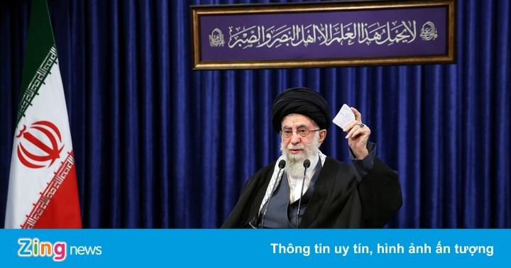 Mỹ tiếp tục trừng phạt các công ty Iran, Trung Quốc