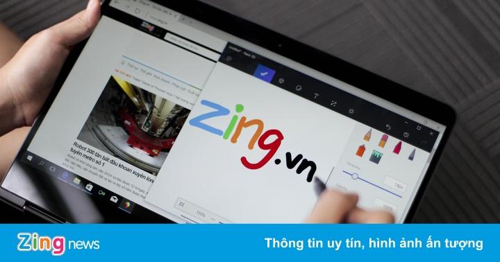 may tinh xoay lat 360 - Tin tức tức online 24h về máy tính xoay lật 360 -  ZING.VN