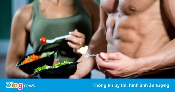 Sai lầm trong quá trình tăng cơ, giảm mỡ