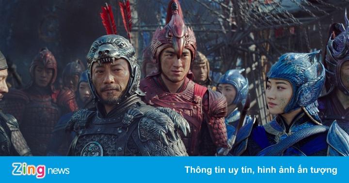 Khi Trung Quốc lật ngửa ván bài tham vọng thay thế Hollywood
