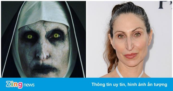 Nữ diễn viên đóng vai ma sơ Valak: Gương mặt lạ sau lớp mặt nạ kinh dị -  Sao Hollywood - ZING.VN