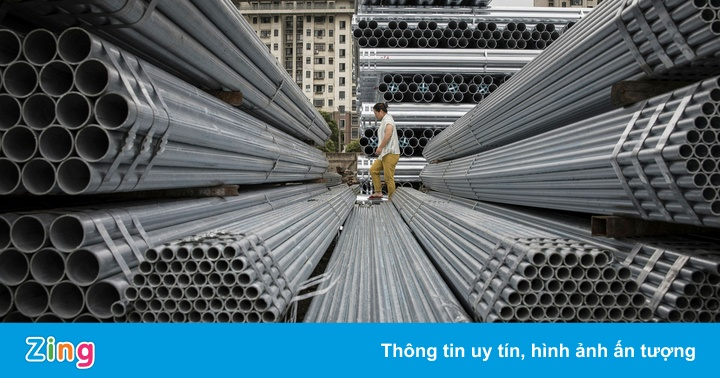 Trung Quốc mạnh tay hạ nhiệt giá thép
