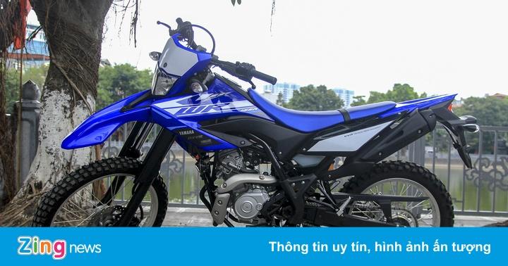 Chi tiết Yamaha WR 155 2020 giá hơn 80 triệu đồng ở Hà Nội