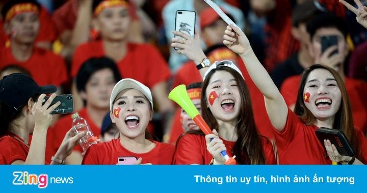 Hơn 10 triệu lời chúc gửi đến tuyển Việt Nam trước trận cầu kịch tính
