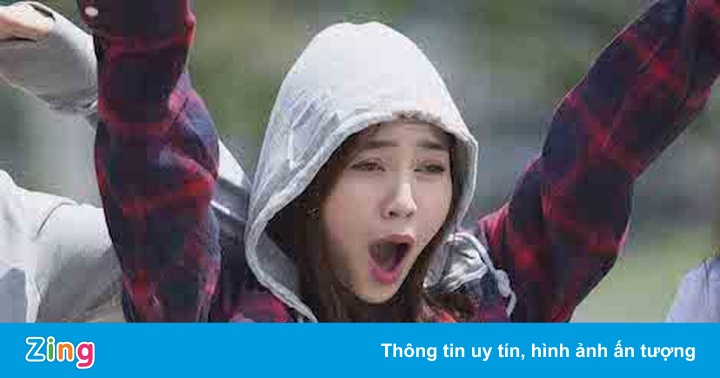 Running Man tập 4: Ninh Dương Lan Ngọc phá nát hit của Sơn Tùng M-TP
