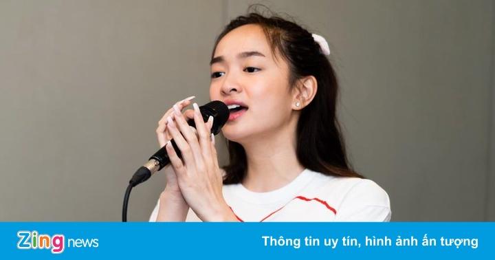 Kaity Nguyễn chuẩn bị lấn sân ca hát