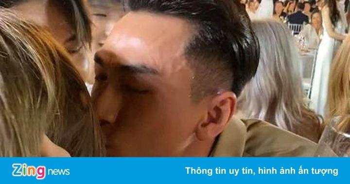Ngô Kiến Huy nói về tấm ảnh Isaac hôn Khổng Tú Quỳnh