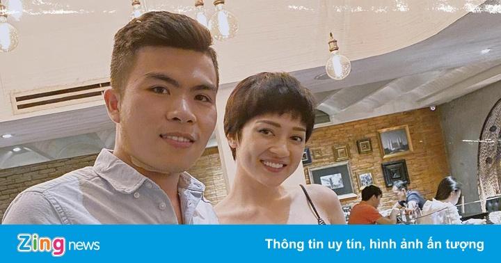 Bảo Anh cắt tóc tém, mặc gợi cảm sau chia tay Hồ Quang Hiếu