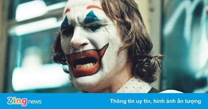 'Joker' là phim chuyển thể từ truyện tranh lãi nhất mọi thời đại