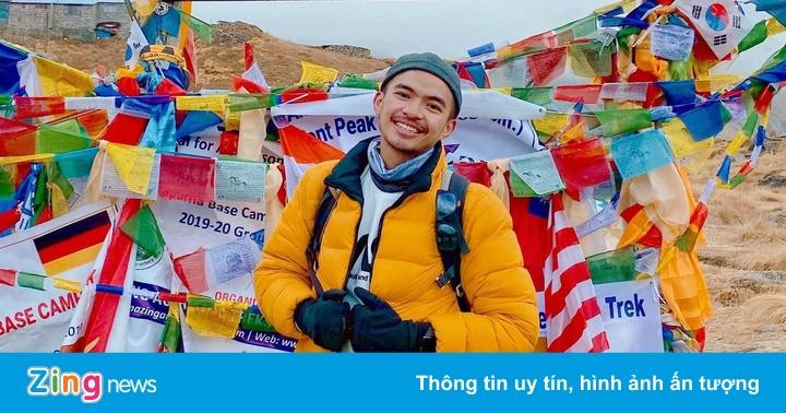 Bài học sau hành trình chinh phục dãy Himalaya