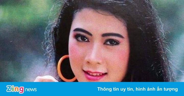 Nhan sắc thời son trẻ của Diễm Hương