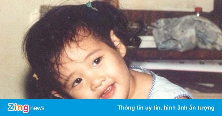 Ảnh thơ ấu của Hoa hậu Hoàn vũ Nguyễn Trần Khánh Vân - xổ số ngày 16102019