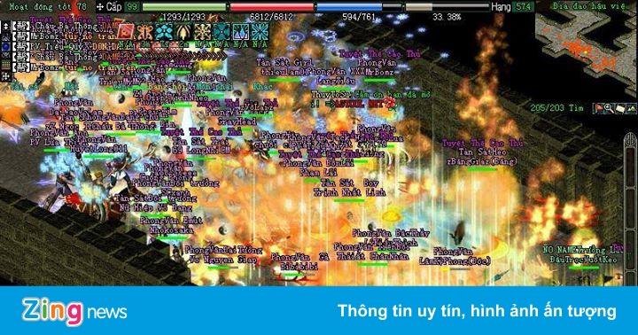 Game thủ kỳ vọng điều gì ở VLTK Công Thành Chiến? - Thông tin doanh nghiệp  - ZING.VN