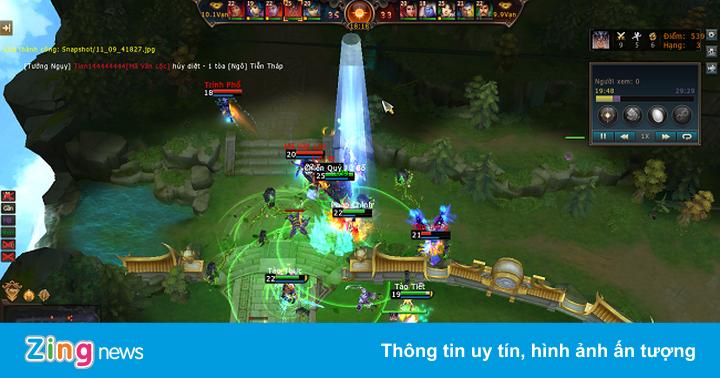 Giải đấu Community Cup của 3Q Củ Hành 3D khép lại ấn tượng - Thông tin  doanh nghiệp - ZING.VN