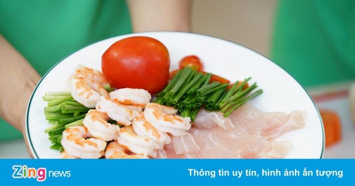 Thực phẩm hữu cơ chuẩn quốc tế lên kệ tại 7 siêu thị lớn Co.opmart
