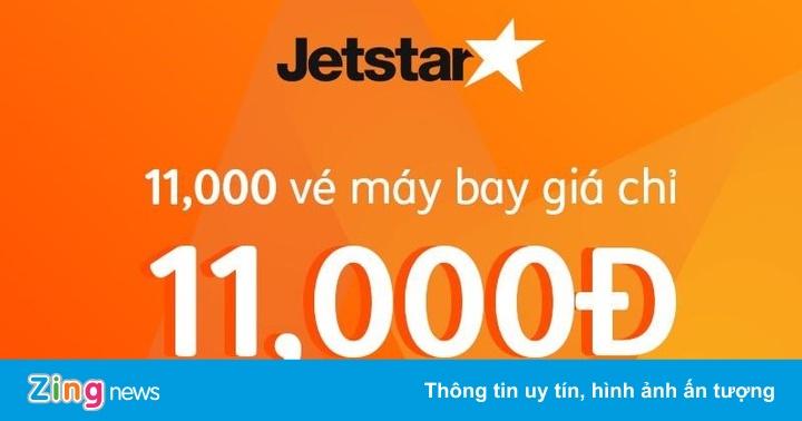 Jetstar bán vé 11.000 đồng dịp Online Friday 2018 - Thông tin doanh nghiệp