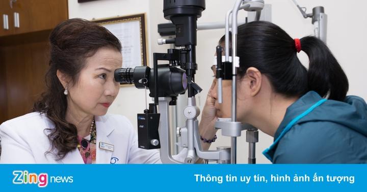 Bệnh viện mắt KTC Phương Nam áp dụng kỹ thuật mới