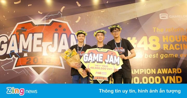 Chung kết Game Jam 2018 khép lại với nhiều ý tưởng độc đáo
