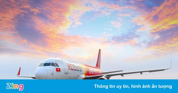 Mở rộng thị trường quốc tế, Vietjet tăng trưởng doanh thu 22%
