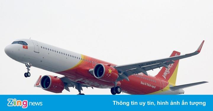 Vietjet tiếp nhận tàu bay A321neo ACF 240 chỗ đầu tiên trên thế giới