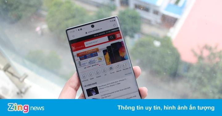 Galaxy Note10+ 5G giá 16,9 triệu đồng có đáng mua?