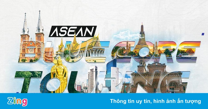 ASEAN Blue Core Touring - hành trình 2.500 km của các tay lái Việt