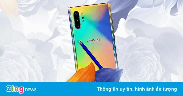 S Pen chưa là tất cả, đây là điều giúp Galaxy Note10 chinh phục fan