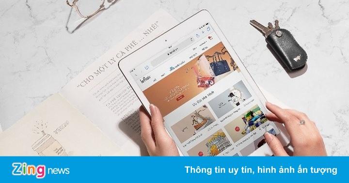 Sàn TMĐT ứng dụng công nghệ AR tăng trải nghiệm mua sắm dịp cận Tết