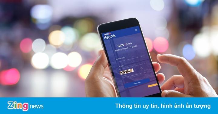 BIDV miễn phí chuyển tiền cho DN nhỏ và vừa đăng ký mới iBank