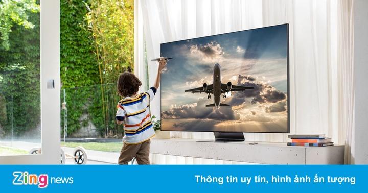Nếu chỉ chọn mua TV theo độ phân giải, bạn đã lầm