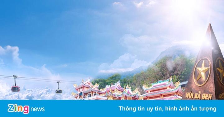 Ghé núi Bà Đen cảm nhận sự linh thiêng miền biên viễn Đông Nam Bộ