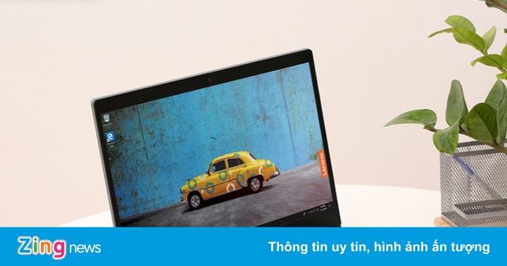 Laptop Lenovo ưu đãi mùa tựu trường, giá từ 9,89 triệu
