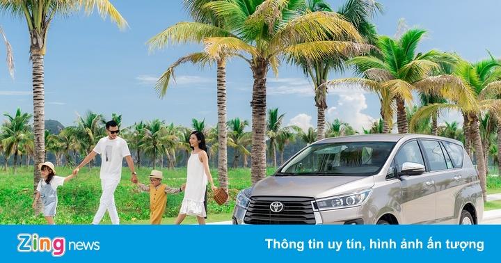 Khách mua Toyota Innova 2020 hưởng ưu đãi đến 40 triệu đồng
