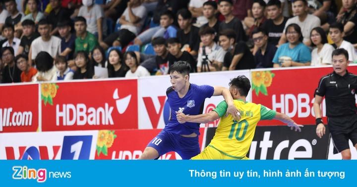 Giải HDBank Futsal VĐQG 2020 và những cú 'lội ngược dòng' mùa dịch