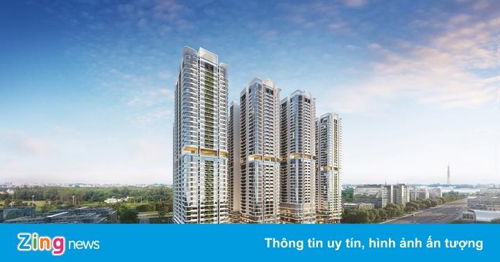 Ưu điểm kiến trúc của dự án 8 tòa tháp 40 tầng tại Bình Dương