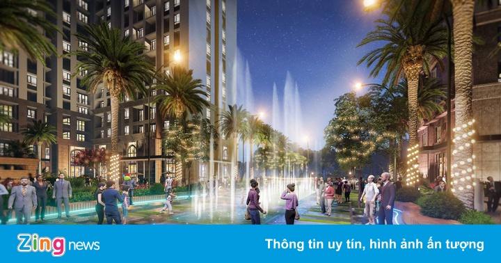 Căn hộ ven sông thiết kế như resort tại phía nam TP.HCM - xổ số ngày 03122019