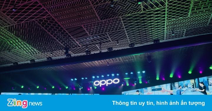 Trực tiếp sự kiện ra mắt Oppo Reno5 series