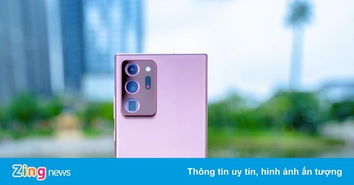 Galaxy Note20 Ultra, Note20 Ultra 5G giảm gần 10 triệu đầu năm mới