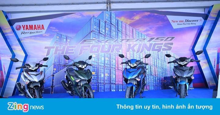 Yamaha tặng 300 xe FreeGo trị giá gần 10 tỷ đồng dịp năm mới