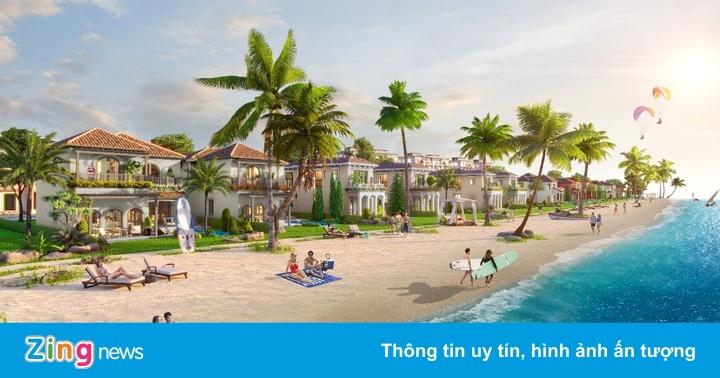 NovaWorld Ho Tram ra mắt phân kỳ Habana Island