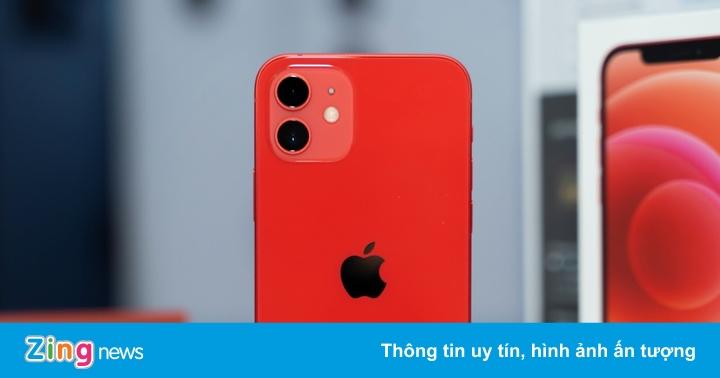 5 mẫu iPhone giảm giá đầu năm 2021