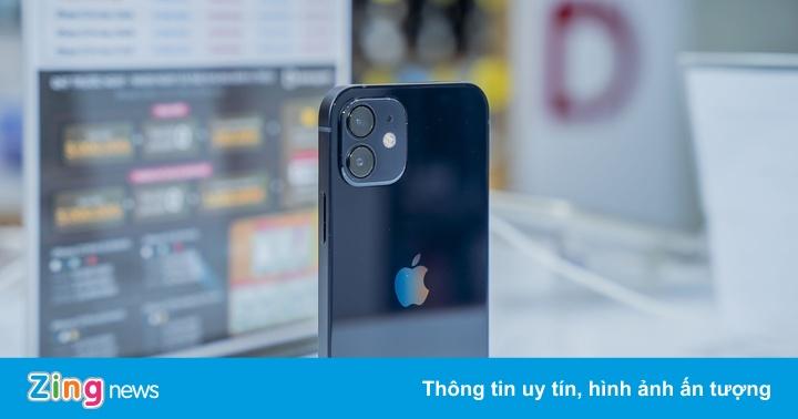 iPhone 12 series duy trì mức giảm đến 5 triệu đồng tại Di Động Việt