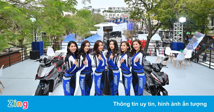 Sự kiện Yamaha Motor Expo thu hút 10.000 người tham dự tại Hà Nội