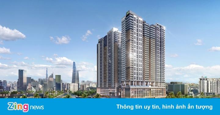 Ngắm vẻ đẹp đa sắc của TP.HCM từ dự án The Grand Manhattan