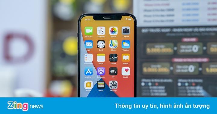 iPhone 12 VN/A giảm giá mạnh dịp cận Tết tại Di Động Việt
